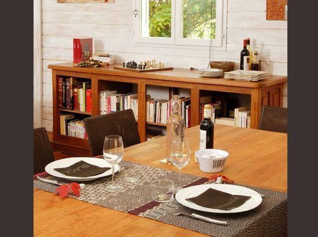 Une maison en bois sur pilotis elle d coration for Elle decoration maison