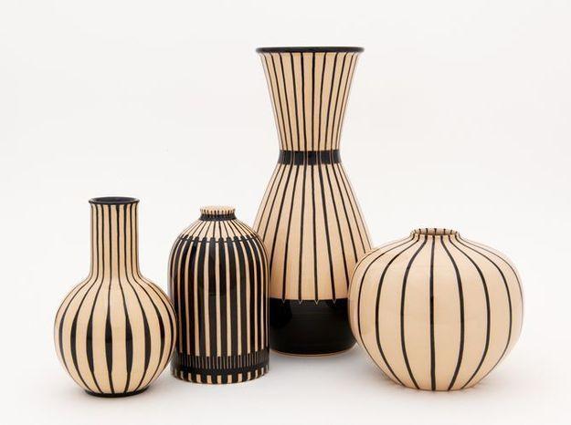 L 39 objet d co du jour les vases de la manufacture hedwig bollhagen elle d coration - Deco jour de l an ...