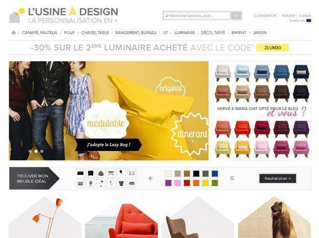 d co pas ch re tous les sites de d co prix d 39 usine elle d coration. Black Bedroom Furniture Sets. Home Design Ideas