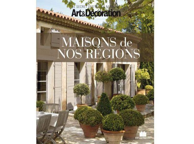 livre art d coration 39 maisons de nos r gions 39 elle d coration. Black Bedroom Furniture Sets. Home Design Ideas