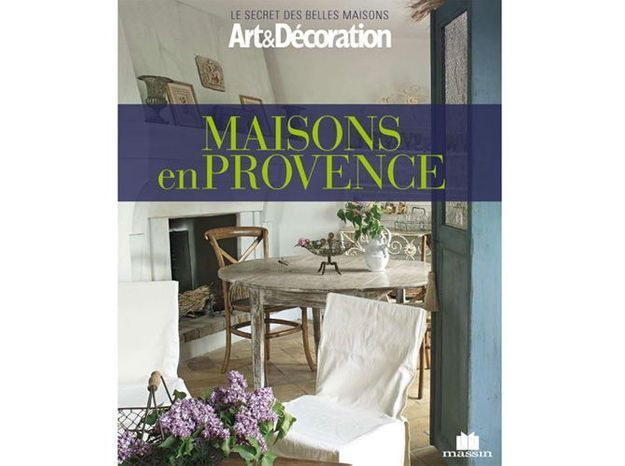 livre art d coration 39 maisons en provence 39 elle d coration. Black Bedroom Furniture Sets. Home Design Ideas