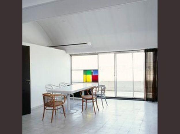 Visiter l 39 appartement atelier de le corbusier elle for Appartement atelier