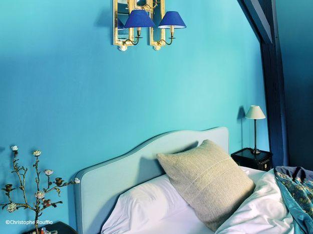 couleur chambre elle d coration. Black Bedroom Furniture Sets. Home Design Ideas