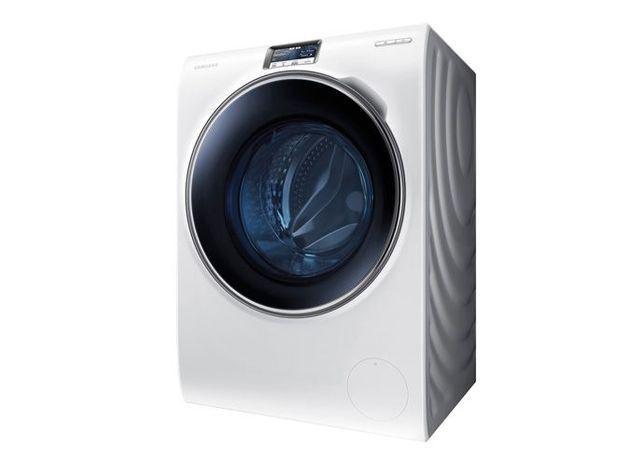 Samsung lance le premier lave linge intelligent elle d coration - Lave linge intelligent ...