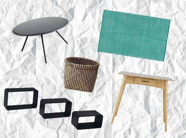 am nager un studio avec 700 elle d coration. Black Bedroom Furniture Sets. Home Design Ideas