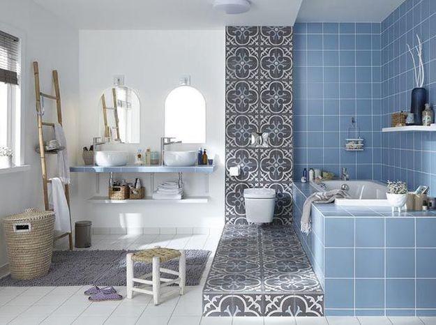 Les 5 bonnes id es de cette salle de bains elle d coration for Les plus belles salle de bain du monde
