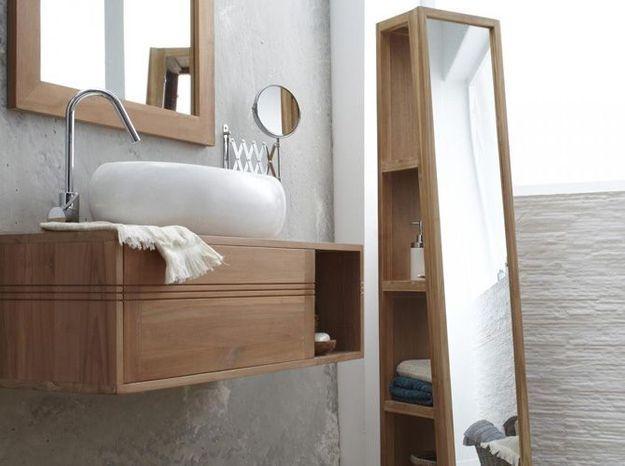 rangements ultra pratiques pour une petite salle de bains - elle ... - Rangement Pratique Salle De Bain