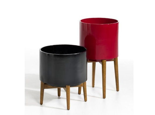 L 39 objet d co du jour le cache pot am pm elle d coration for Decoration salon objet
