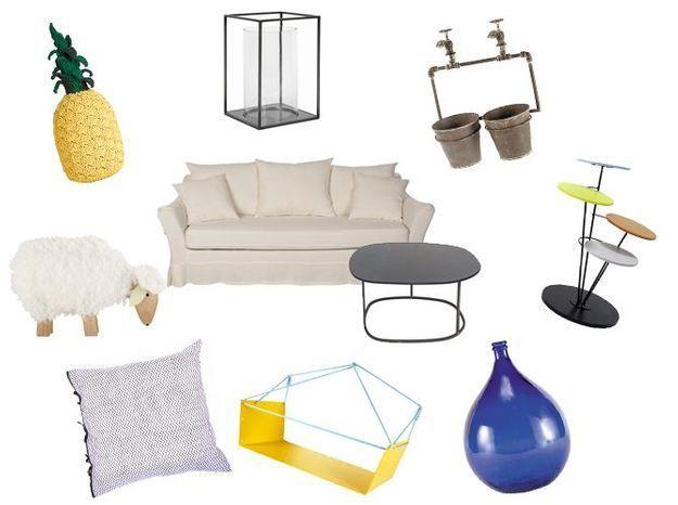 Transformez votre salon avec 5 objets déco !