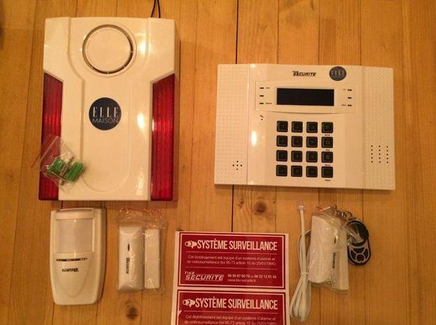 kit alarme a monter soi meme. Black Bedroom Furniture Sets. Home Design Ideas