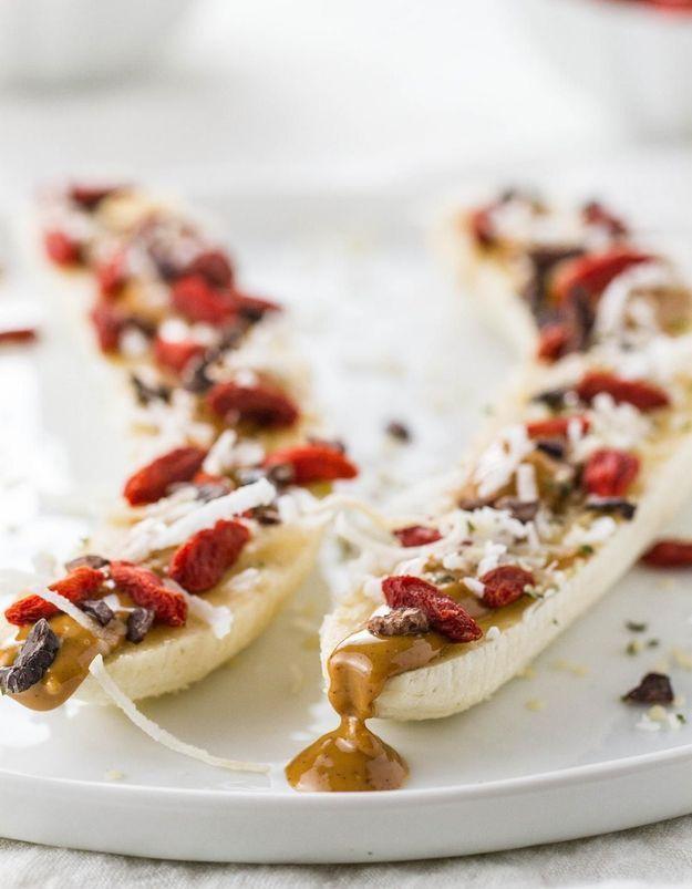Et si la #bananaboat était le nouveau réflexe healthy du matin ?