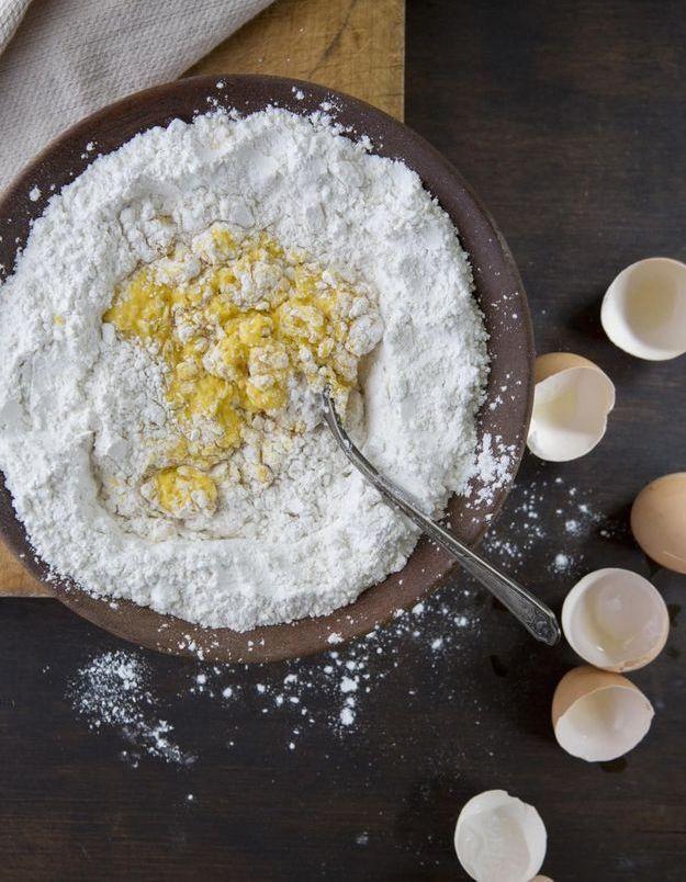Par quoi remplacer la farine : comment remplacer la farine
