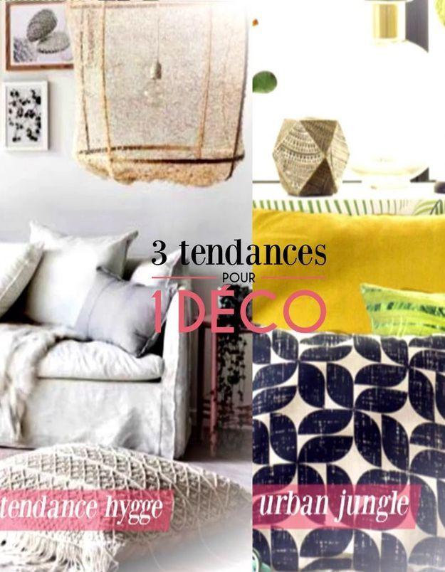 3 tendances pour 1 déco le style urban jungle et hygge