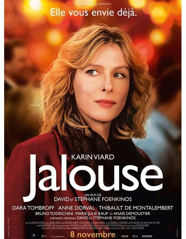 « Jalouse » : vous allez adorer détester Karin Viard !
