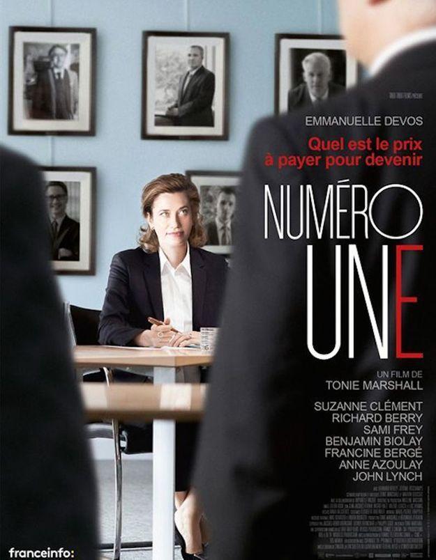« Numéro une » : un thriller sur les coulisses du pouvoir au féminin