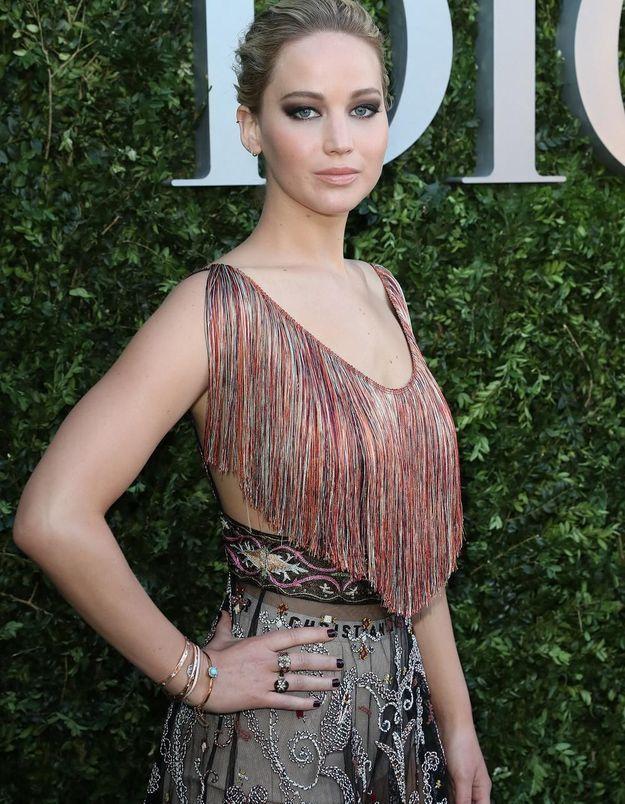 Jennifer Lawrence : « pas assez jolie » pour un rôle dans le prochain Tarantino