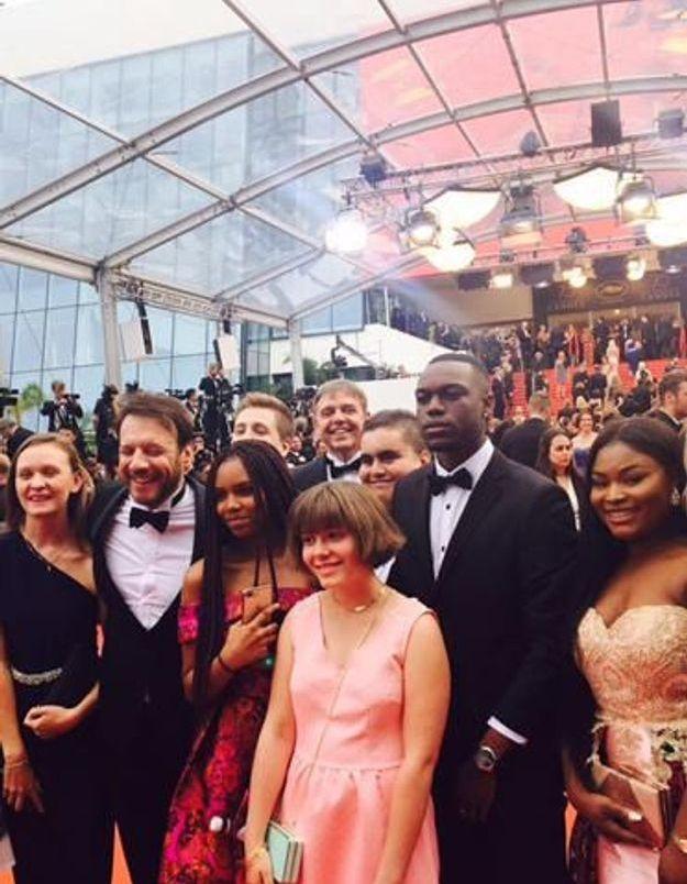Les lauréats du concours Moteur ! à Cannes