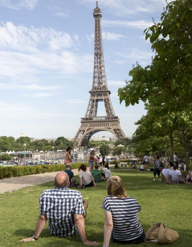 Visiter Paris en un jour
