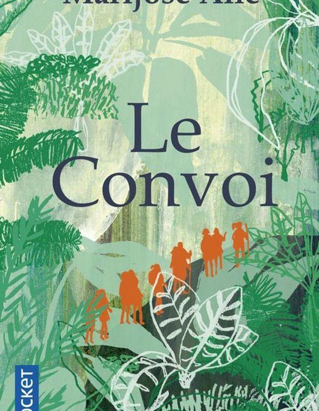 « Le Convoi » de Marijosé Alie (Pocket)