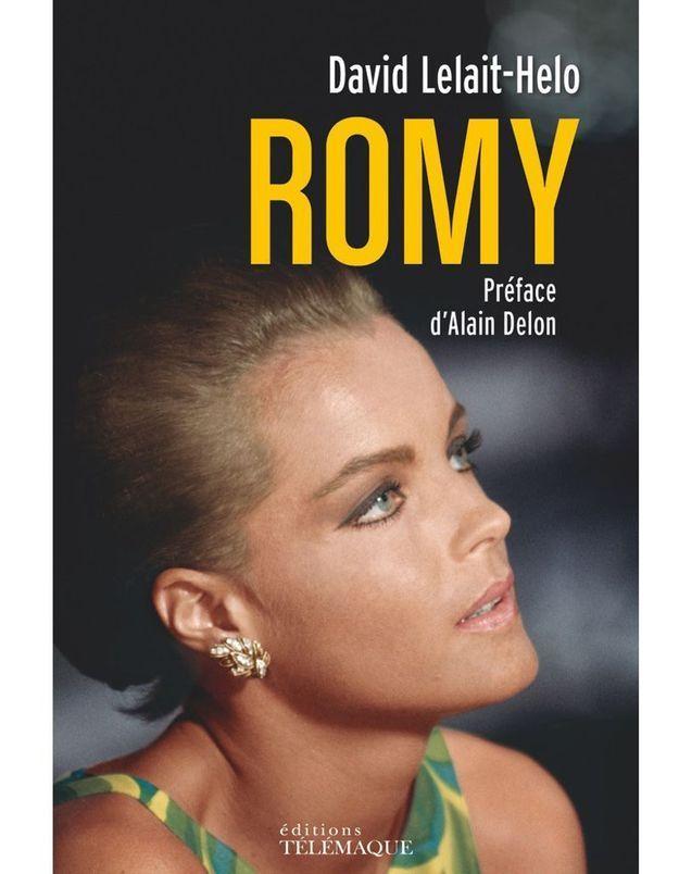« Romy », de David Lelait-Helo (Editions Télémaque)