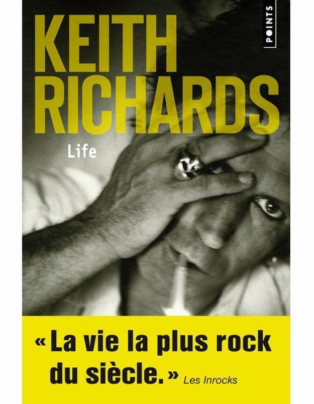 « Life » de Keith Richards
