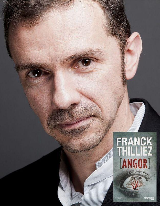 Sélection policier : « Angor » de Frank Thilliez (Editions du Fleuve Noir)