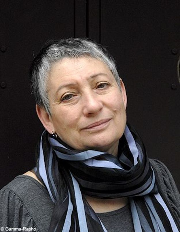 Ludmila Oulitskaïa, lauréate du Prix Beauvoir 2011