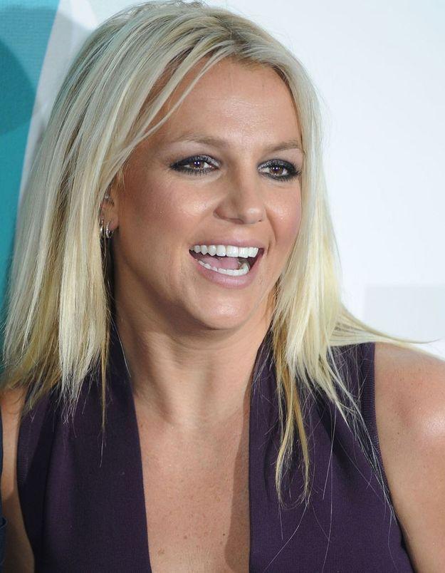 Cette vidéo de Britney Spears va illuminer votre lundi !