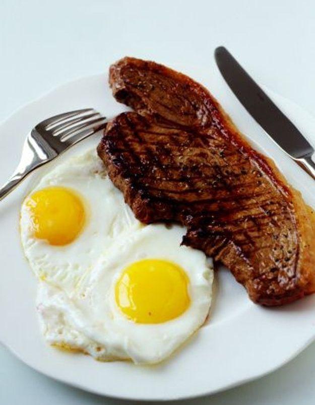 Le régime hyperprotéiné
