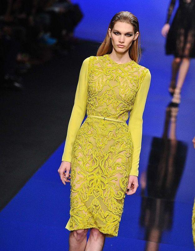 Fashion Week de Paris : le défilé Elie Saab retransmis en live à 16h