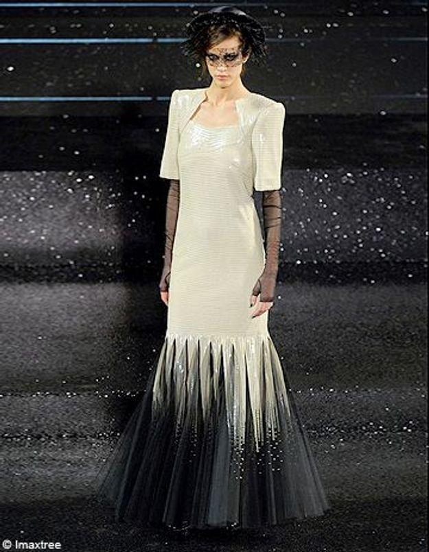 Haute couture 2012 : Chanel, Givenchy et Armani privé