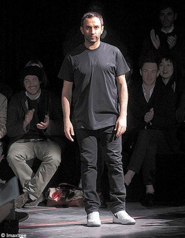 Riccardo Tisci signe le design pour l'album de Kanye West et Jay Z