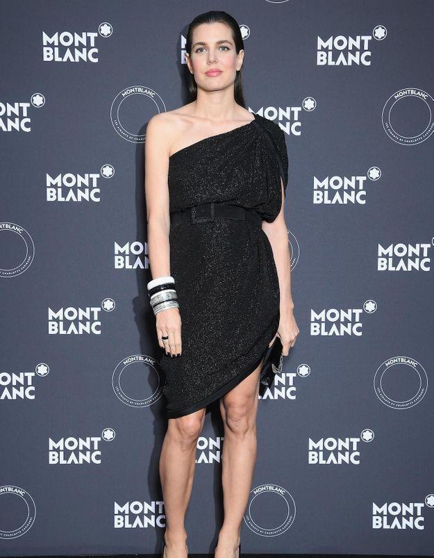#ELLEfashioncrush : on a flashé sur les bracelets Montblanc de Charlotte Casiraghi