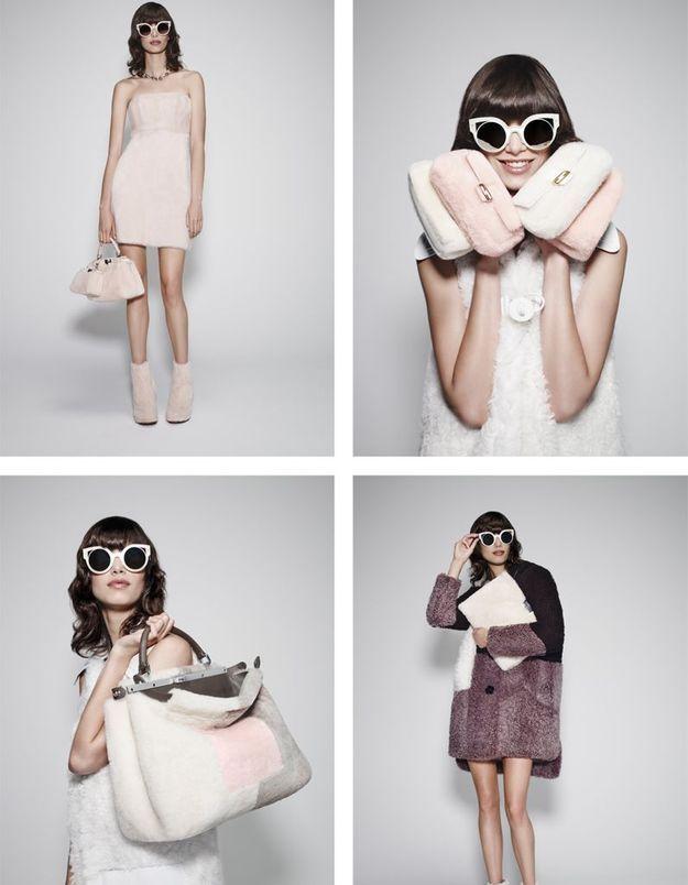 L'instant mode : tout en mouton retourné chez Fendi