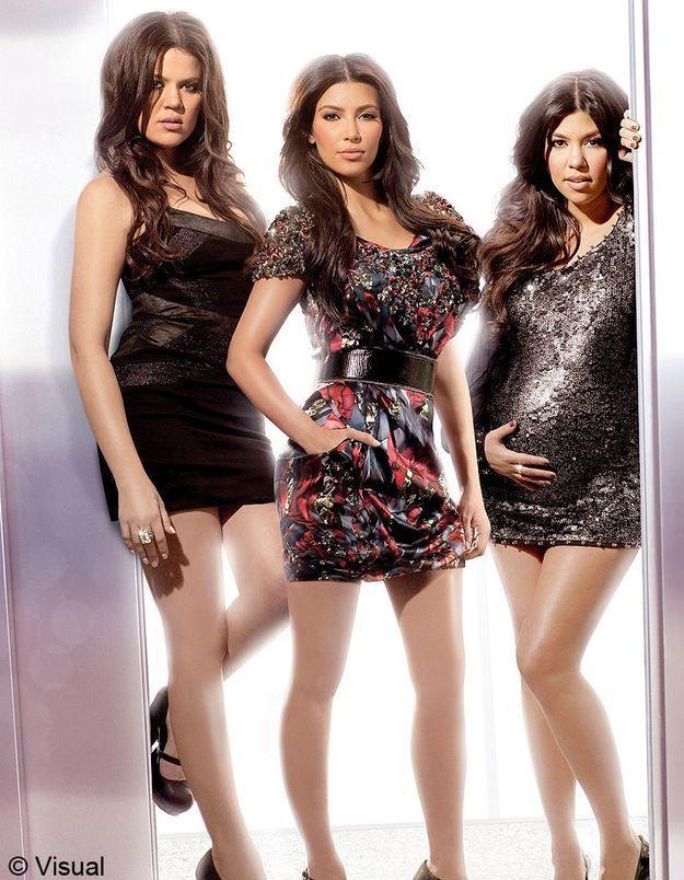Sexe dollars et kanye west la famille kardashian elle for Maison de la famille kardashian
