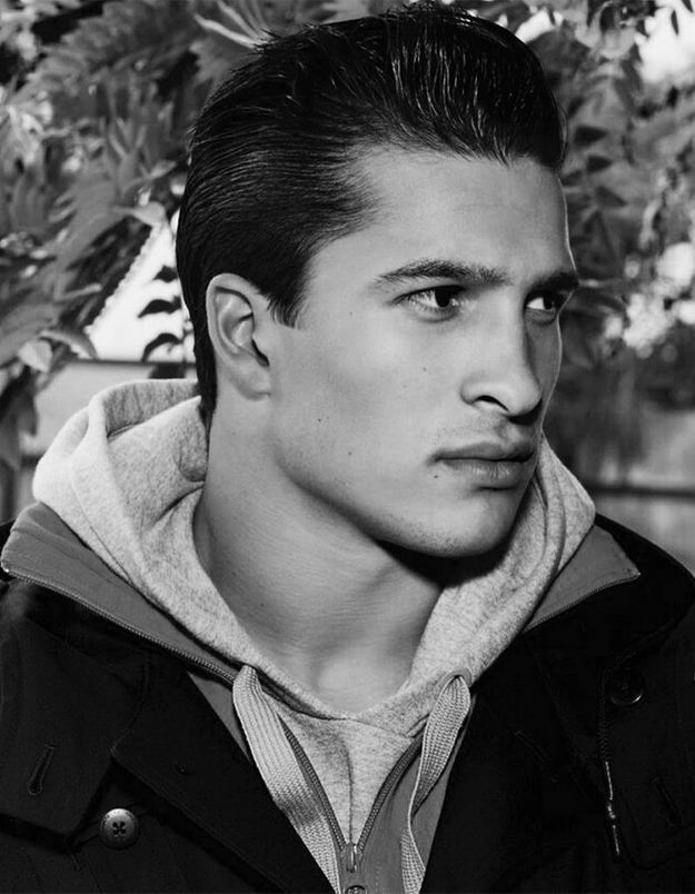 Biaggio, 19 ans, mannequin : devinez qui est son très célèbre grand-père !