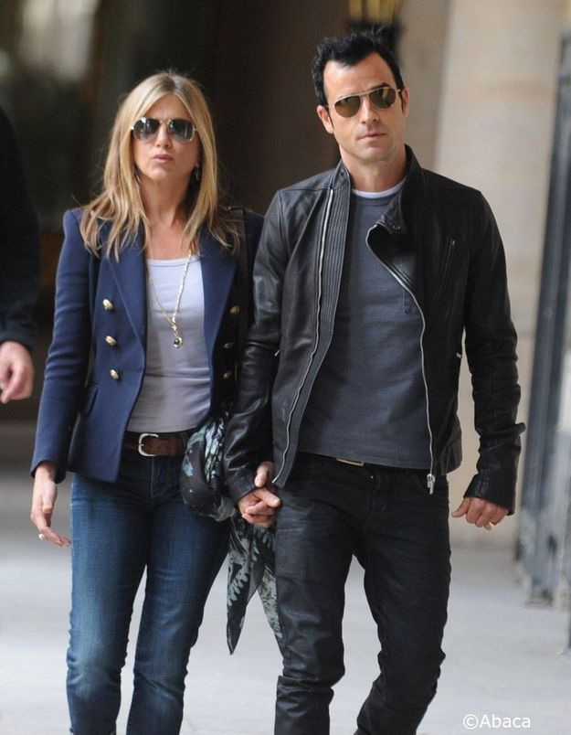 cest officiel jennifer aniston va se marier - Jennifer Aniston Mariage