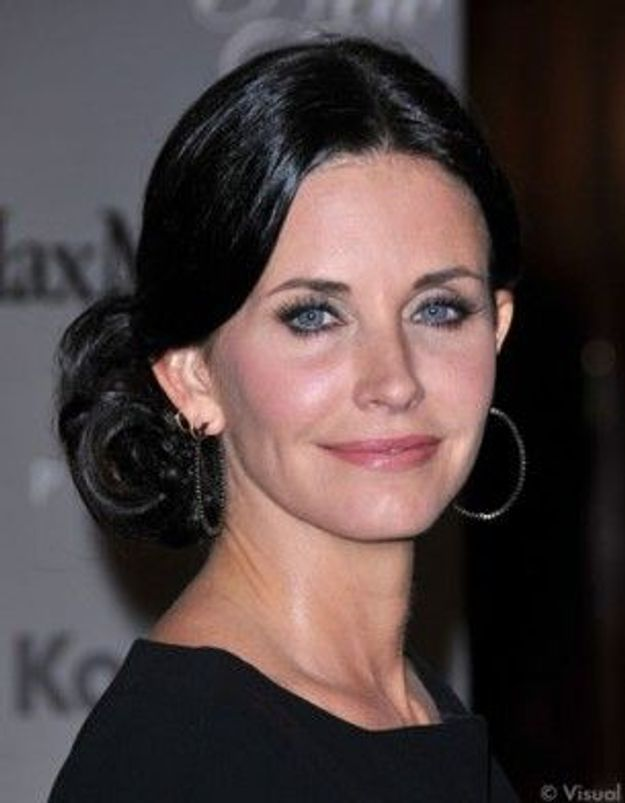 courteney cox ne veut pas divorcer pour le moment elle. Black Bedroom Furniture Sets. Home Design Ideas