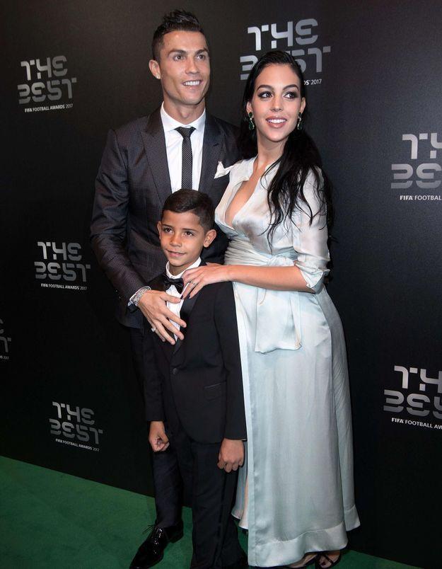Cristiano Ronaldo papa pour la quatrième fois !