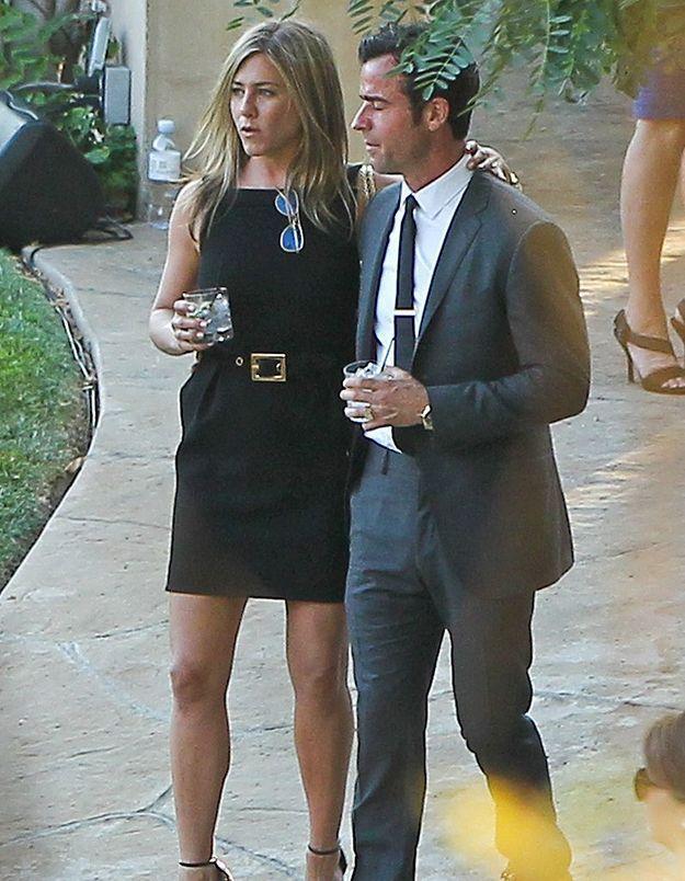 jennifer aniston et justin theroux font du reprage pour leur mariage - Jennifer Aniston Mariage