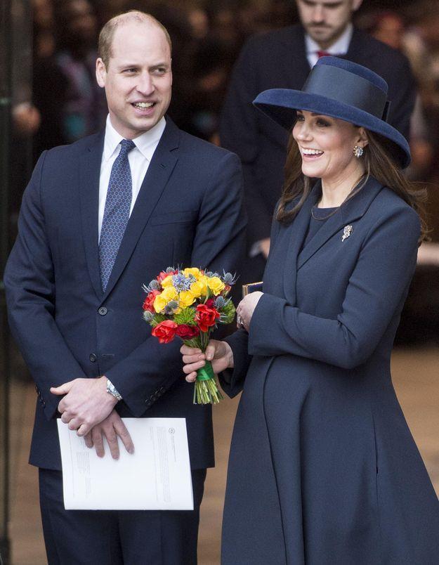 Kate Middleton enceinte : le prince William aurait-il révélé le sexe du bébé par erreur ?