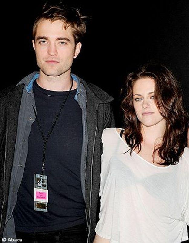 Kristen Stewart et Robert Pattinson, toujours plus proches
