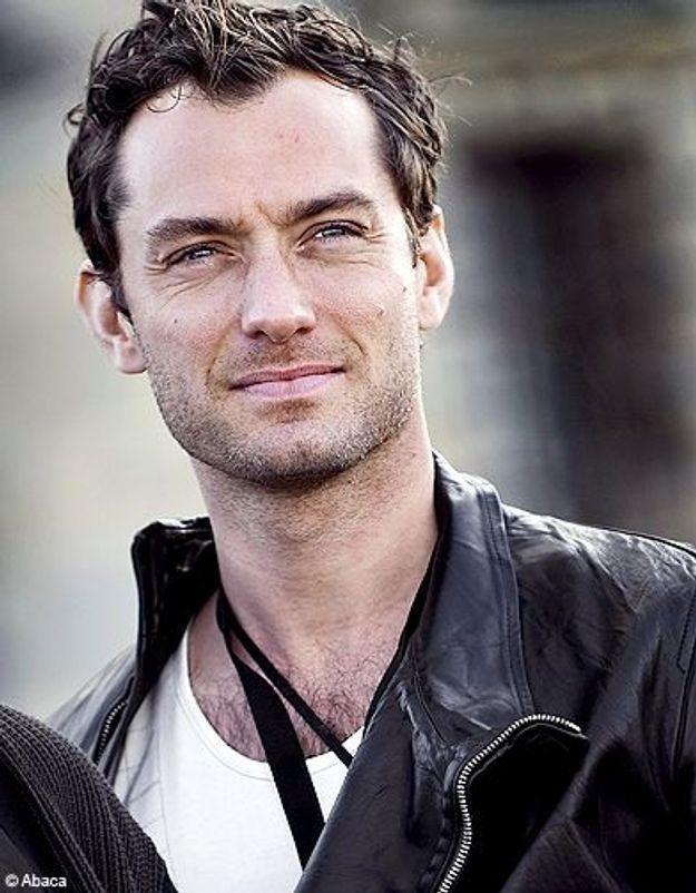 Le beau gosse de la semaine du 11/12/09 est… Jude Law !