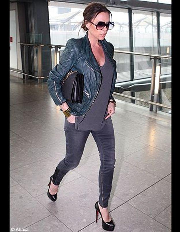 Le Look Du Jour Victoria Beckham Elle
