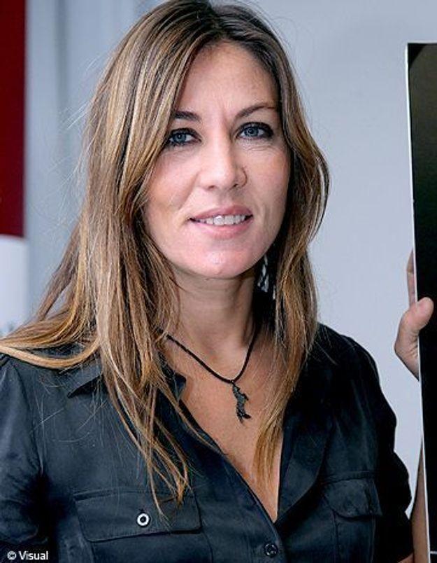 Libération de Polanski : Mathilde Seigner émue aux larmes