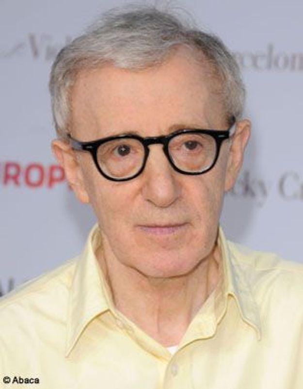 Woody Allen, invité à l'Elysée !