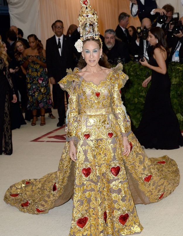 Sarah Jessica Parker en Dolce & Gabbana