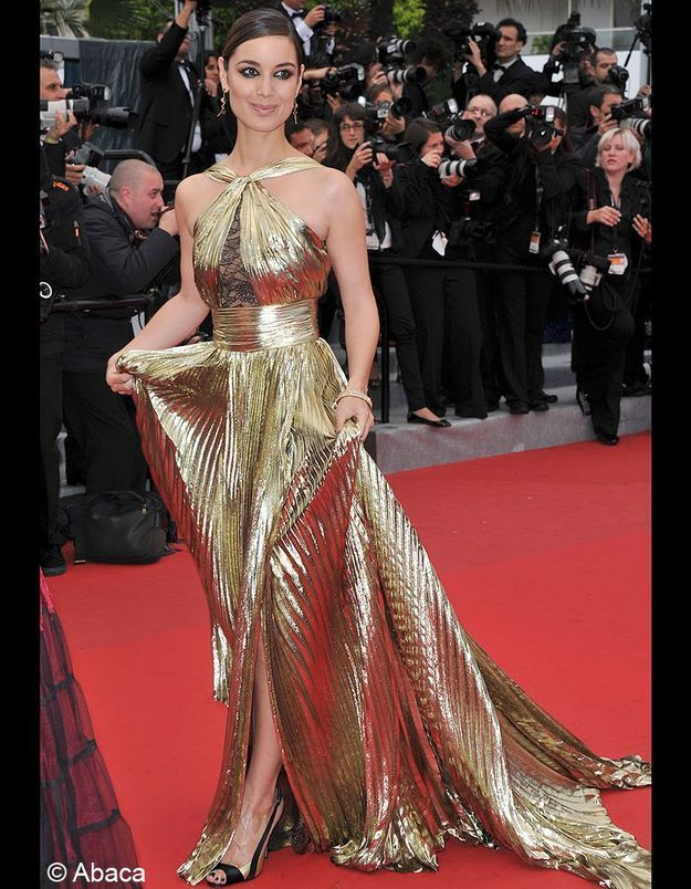 Le look du jour de Cannes : Bérénice Marlohe