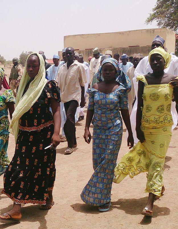 Les lycéennes enlevées par Boko Haram mariées de force à l'étranger ?