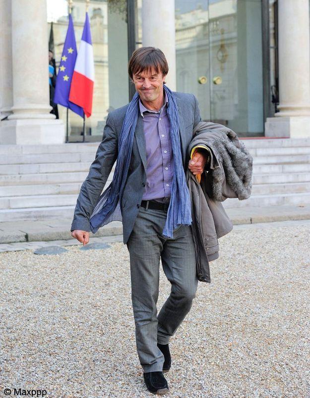nicolas hulot nomm envoy spcial de franois hollande - Nicolas Hulot Mariage